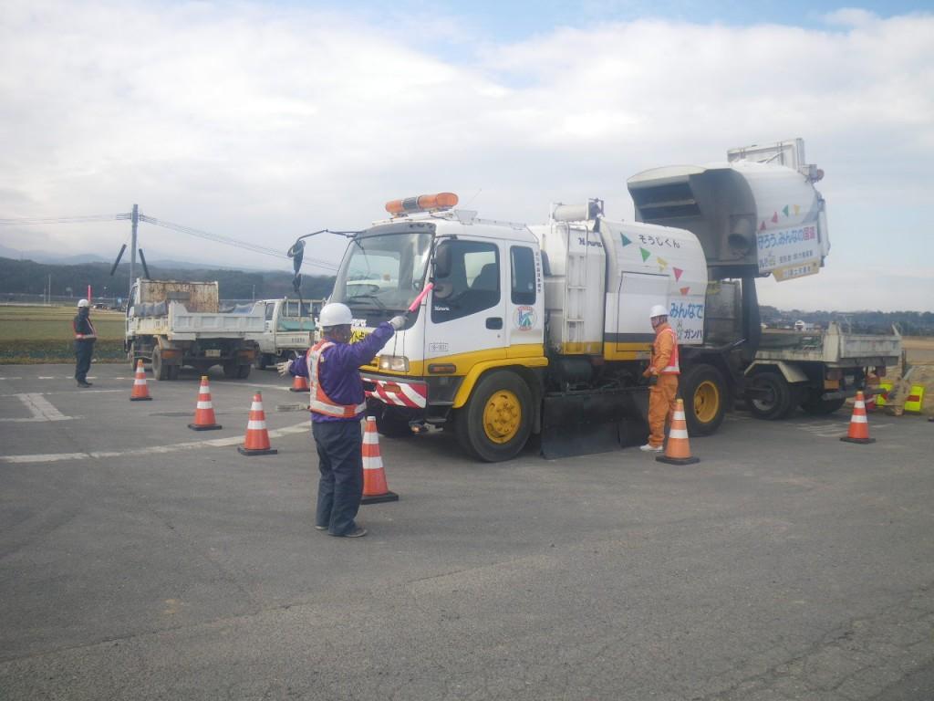 平成26年度 北九州国道管内道路清掃外工事